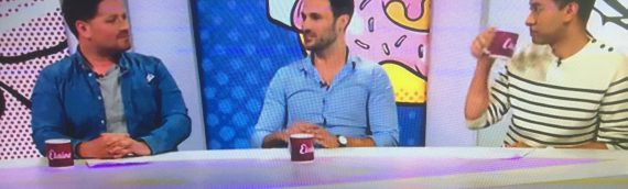 MR Ireland on TV3 Elaine