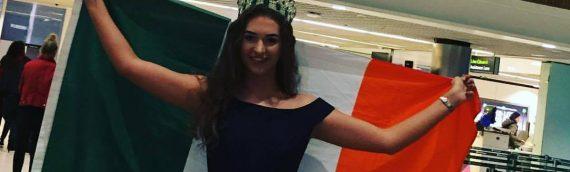 Miss World bound