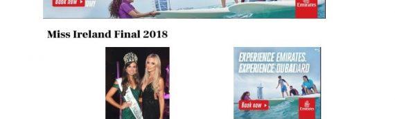 Miss Ireland finals  – Beaut.ie