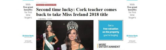 It's second time lucky for Aoife  – Extra.ie