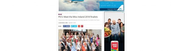 Meet The Miss Ireland finalists  -Goss.ie