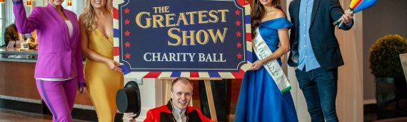 "The ""Greatest Show Charity Ball"""